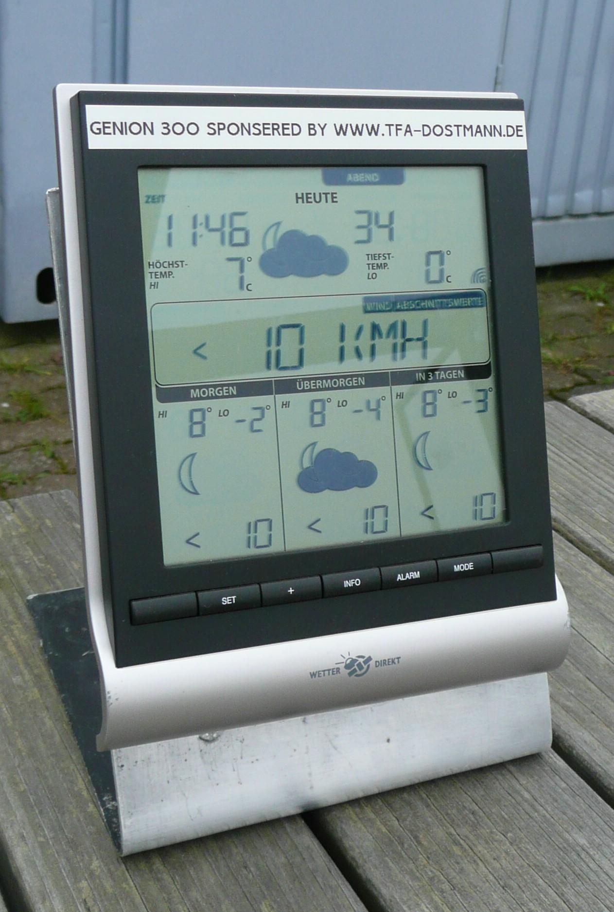 Wetter Wirtheim